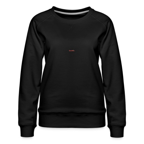 DaneColliver t-shirt (BLACK) - Women's Premium Sweatshirt