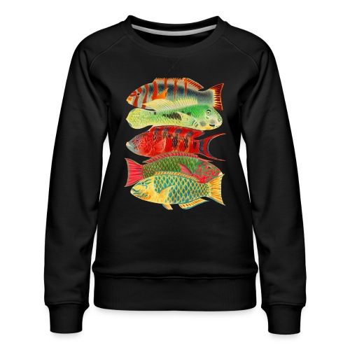 goldfishes - Women's Premium Sweatshirt