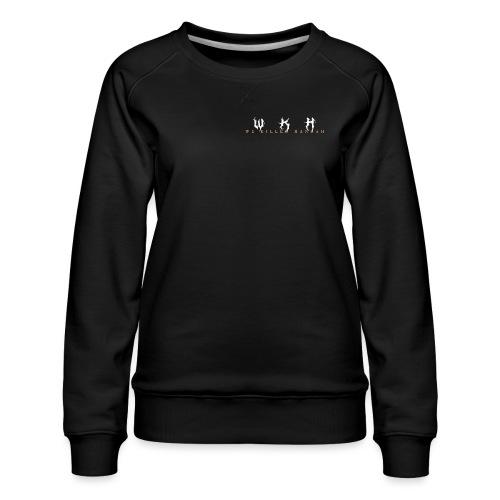 We Killed Hannah 1st Edition Classic - Women's Premium Sweatshirt