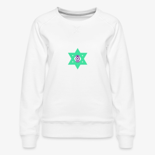 Star eye - Women's Premium Sweatshirt