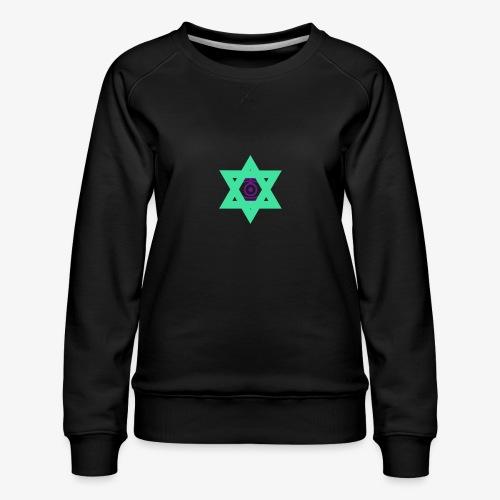 Star eye - Women's Premium Sweatshirt