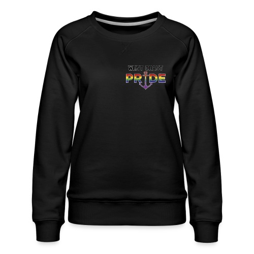 Logo m. pride ø - Dame premium sweatshirt