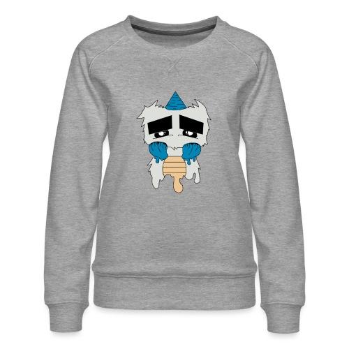 Monster - Frauen Premium Pullover