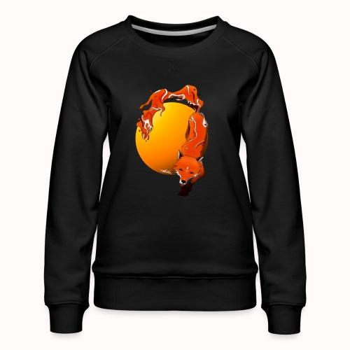 Fox - Women's Premium Sweatshirt