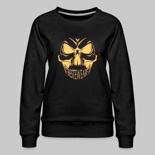 #Bestewear - Bad Punisher - Frauen Premium Pullover