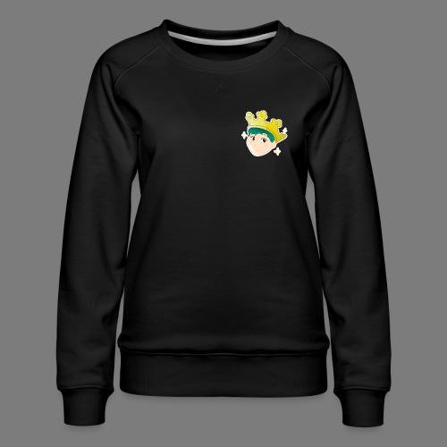 Wear a Crown - Women's Premium Sweatshirt