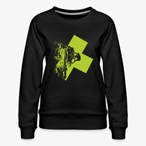 Escalando - Women's Premium Sweatshirt