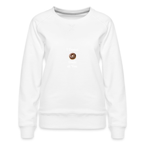 Donut Care - Vrouwen premium sweater