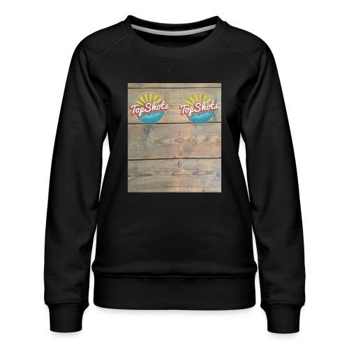 TenSlippers - Vrouwen premium sweater