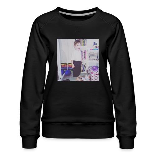 IMG 0943 - Women's Premium Sweatshirt