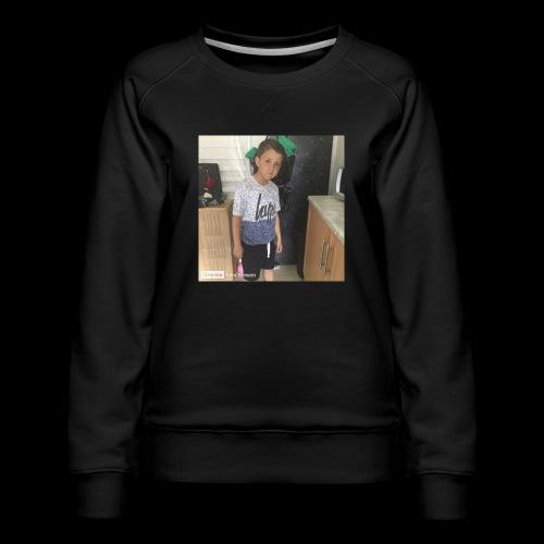 IMG 0463 - Women's Premium Sweatshirt
