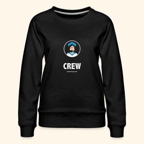 SeaProof Crew - Frauen Premium Pullover