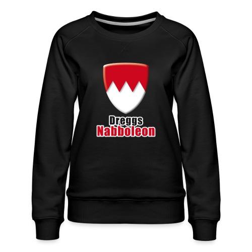tshirt_franken_dreggsnaboleon_ohne_frank - Frauen Premium Pullover