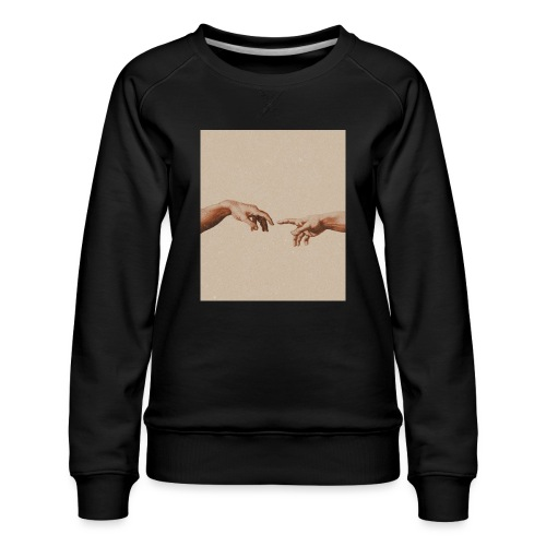 Hands - Frauen Premium Pullover