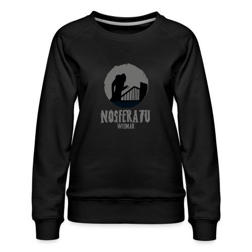 Nosferatu Horrorfilm Kult - Frauen Premium Pullover