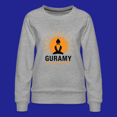 final nero con scritta - Women's Premium Sweatshirt