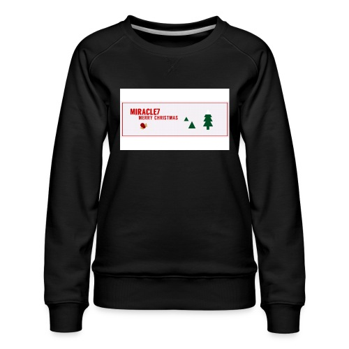 Christmas Exclusive - Women's Premium Sweatshirt