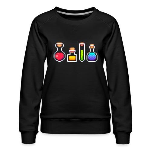 RPG Potions - Dame premium sweatshirt