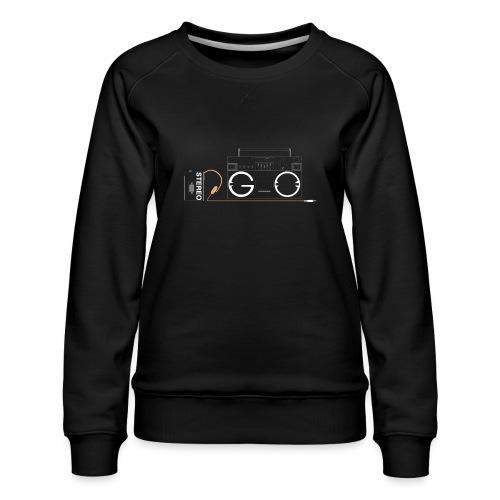 Design S2G new logo - Women's Premium Sweatshirt