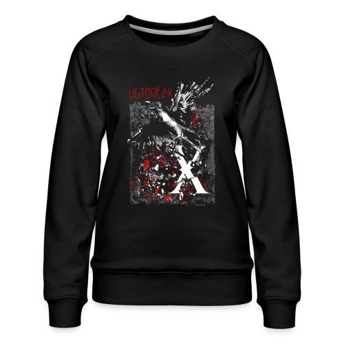 RAVEN   OUTBREAK-X - Frauen Premium Pullover