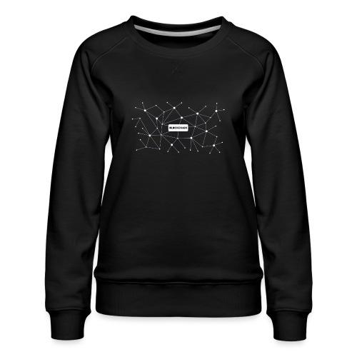 Blockchain - Frauen Premium Pullover