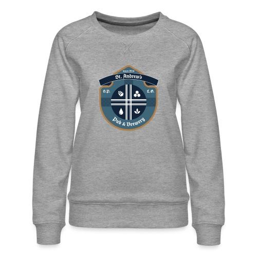 St Andrews T-Shirt - Felpa premium da donna