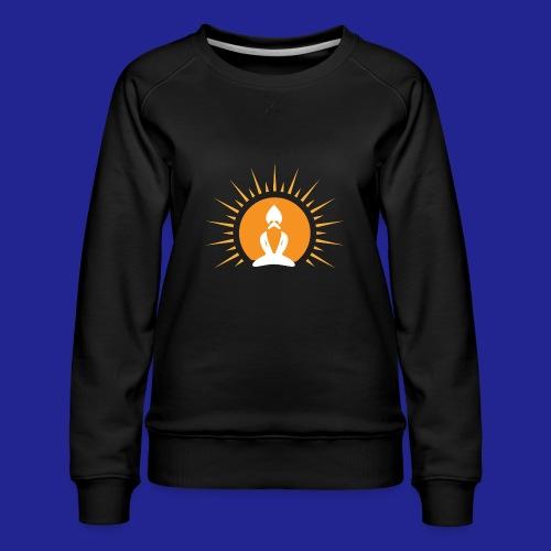 Guramylyfe logo no text - Women's Premium Sweatshirt