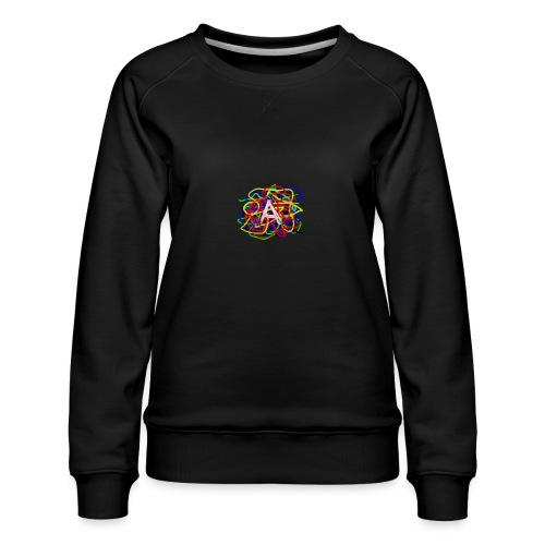 A - Frauen Premium Pullover