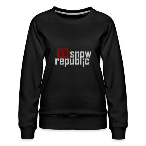 SNOWREPUBLIC 2020 - Vrouwen premium sweater