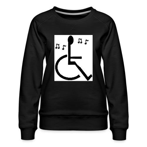 Musical Chairs - Women's Premium Sweatshirt