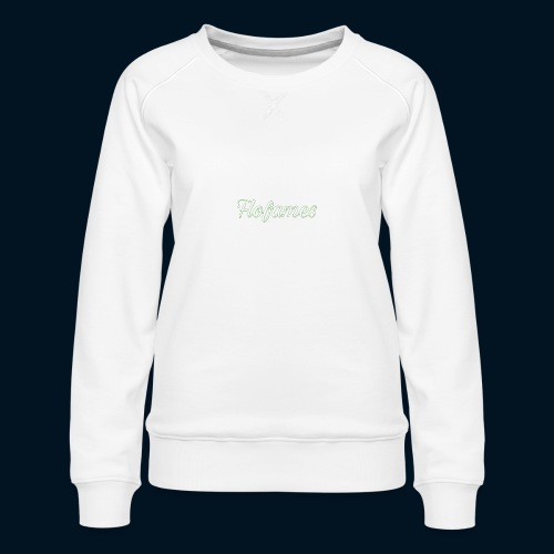 camicia di flofames - Felpa premium da donna