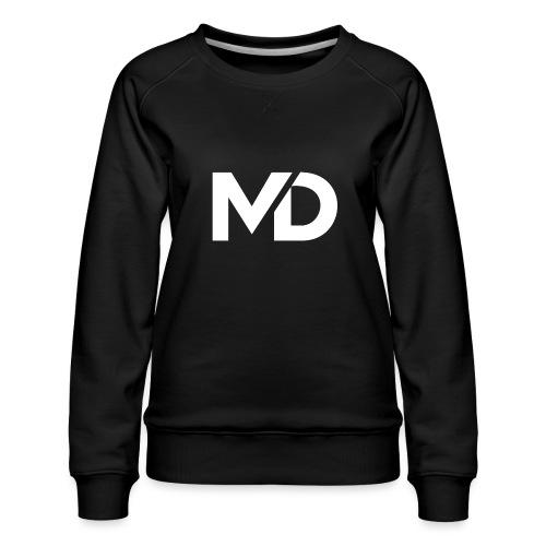 MD Clothing Official© - Sweat ras-du-cou Premium Femme