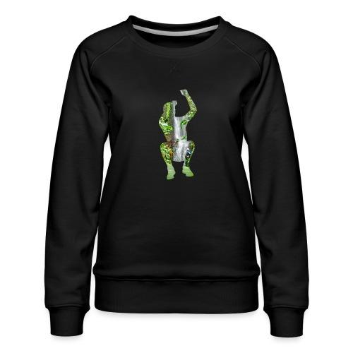 Jump into Adventure - Frauen Premium Pullover