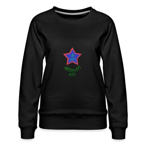 1511903175025 - Women's Premium Sweatshirt