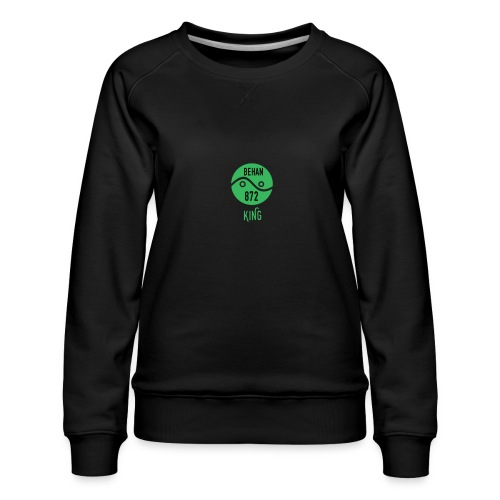 1511989094746 - Women's Premium Sweatshirt