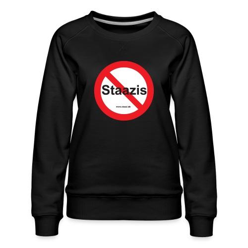Staazis Verboten - Frauen Premium Pullover