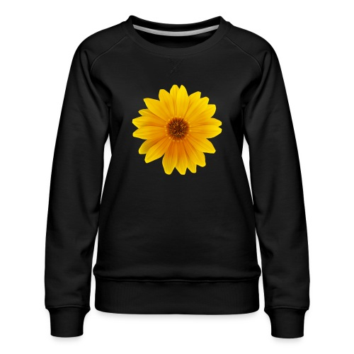 TIAN GREEN Garten - Mittagsgold 2020 01 - Frauen Premium Pullover