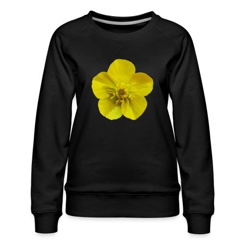TIAN GREEN Garten - Hahnenfuß 2020 01 - Frauen Premium Pullover