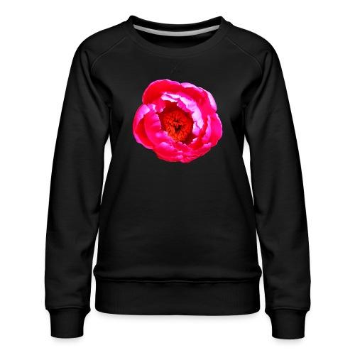 TIAN GREEN Garten - Pfingstrose 2020 01 - Frauen Premium Pullover