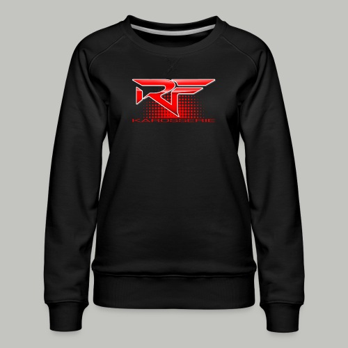 RF-D20 official (bitte max. 40°/verkehrt waschen) - Frauen Premium Pullover