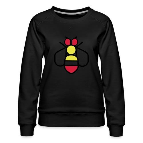 Bee - Women's Premium Sweatshirt