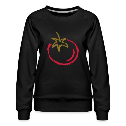 tomato 1000points - Women's Premium Sweatshirt