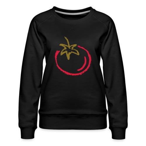 tomato 1000points - Women's Premium Sweatshirt