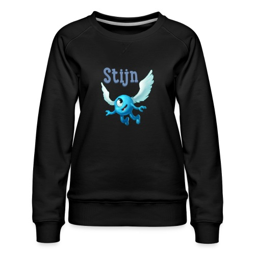 stijn png - Women's Premium Sweatshirt