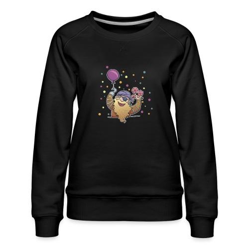 Partypirat - Frauen Premium Pullover