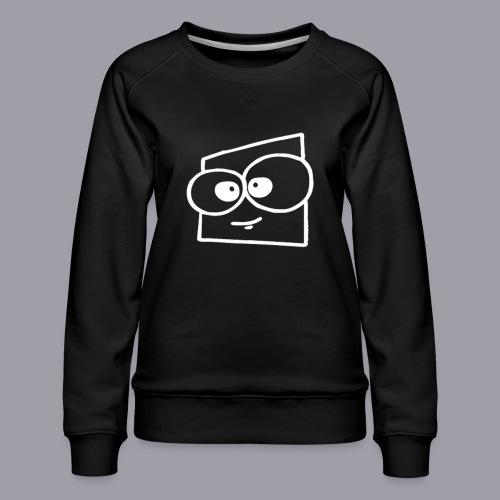 quadra_freundlich_w - Frauen Premium Pullover