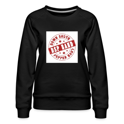 DSP band logo - Women's Premium Sweatshirt