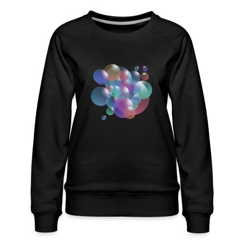 bubble - Frauen Premium Pullover