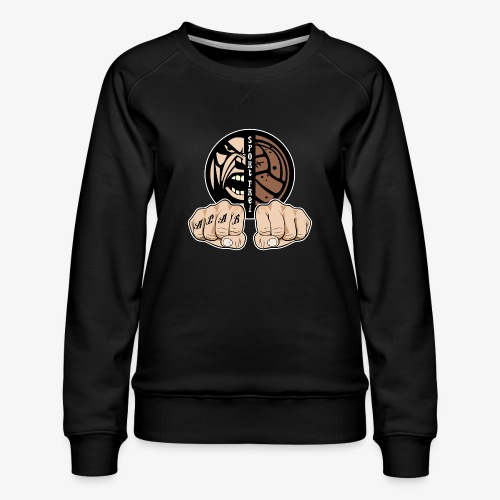 SPORT FREI! - Frauen Premium Pullover