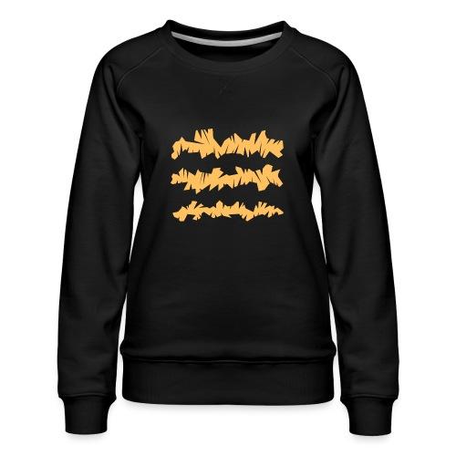 Orange_Sample.png - Frauen Premium Pullover